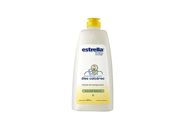 Estrella Baby Oleo calcareo original 500ml