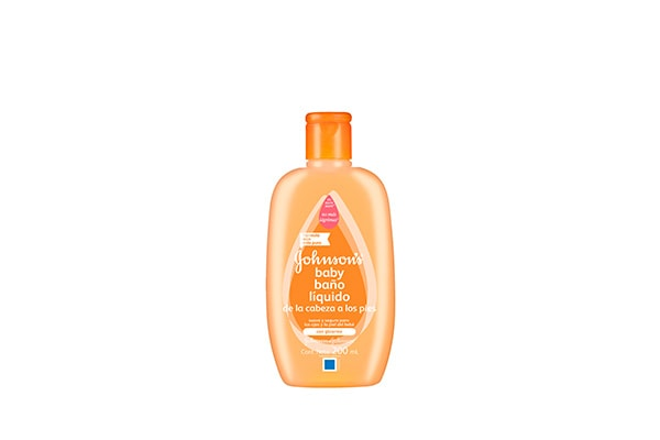 Johnson´s Baby Baño Liquido Glicerina 200ml