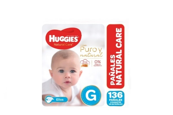 Huggies Natural Care Ellos G