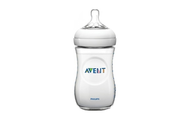 Avent Mamadera Natural de Polipropireno 260ml
