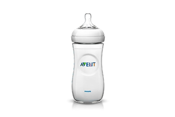 Avent Mamadera Natural de Polipropireno 330ml