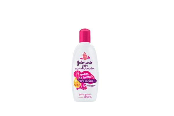 Johnson's Baby Acondicionador Gota de Brillo 200ml