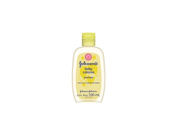 Johnson's Baby Colonia Sonrisas 100ml