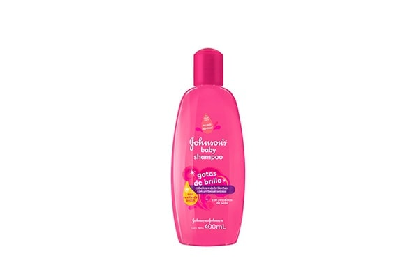 Johnson's Baby Shampoo Gotas de Brillo 400ml