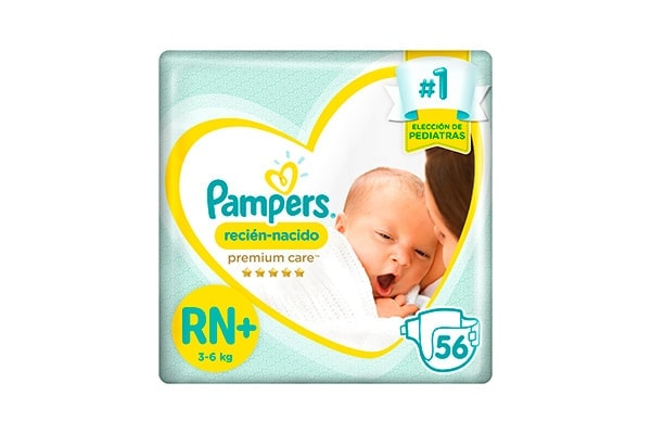 Pampers Premium Care RN+