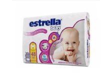 Pañales Estrella Baby M